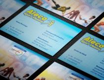 Aleco Visitekarten