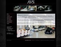 Website AVS Middelharnis