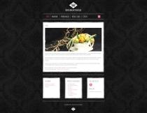 website Queens Brocante Boutique