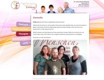 Website Sabrina Einhaus